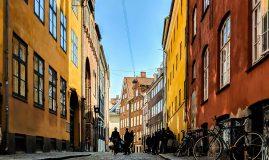 CITY BREAK A COPENHAGUE