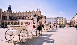 CITY BREAK A CRACOVIE