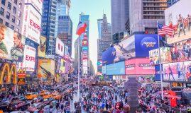 WEEK-END À NEW YORK