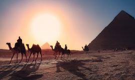DECOUVERTE DE L'EGYPTE – LE CAIRE & CROISIERE