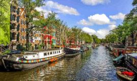 AMSTERDAM – EXPO 2022 FLORIADE